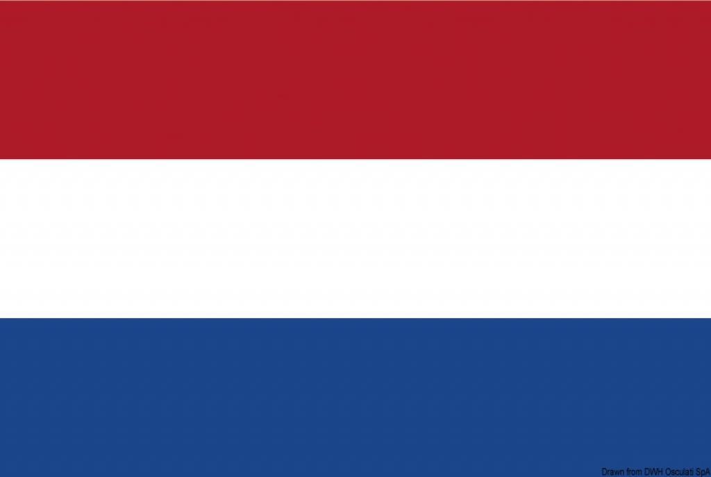 Bandiera Olanda 80 X 120 cm - Bandiere, gran pavese e guidoni - Segnavento,  bandiere, portachiavi - Comfort a bordo