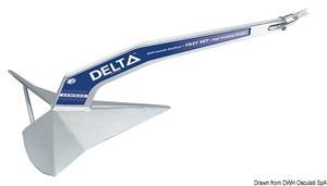 Ancora Delta 4 kg [Lewmar]
