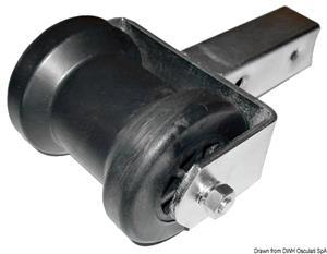 Rullo centrale fisso 30 x 30 mm [Osculati]