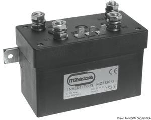 Invertitore bipolare 80 A - 12 V [MZ Electronic]