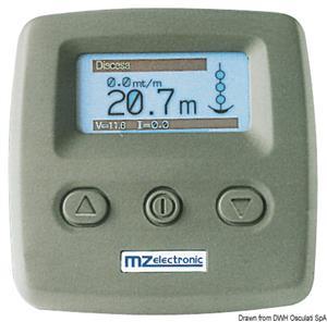 Pulsantiera con contametri universale a cavo [MZ Electronic]