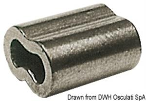 Manicotti rame 2,5 mm  [OSCULATI]