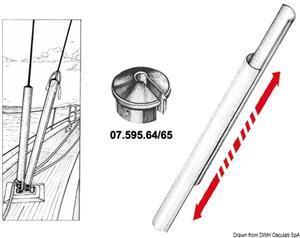 Cappuccio terminale mm 60  [OSCULATI]