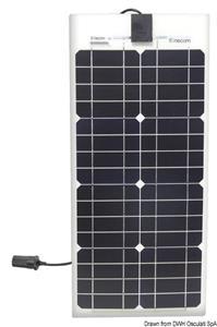 Pannello solare Enecom 20 Wp 620x 272 mm [Enecom]