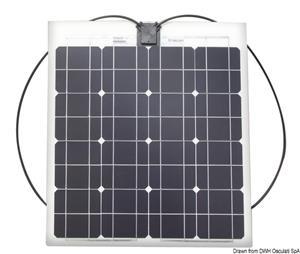 Pannello solare Enecom 40 Wp 604 x 536 mm [Enecom]