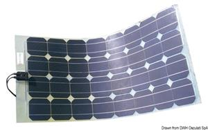 Pannello solare Enecom 135 Wp 1355 x 660 mm [Enecom]