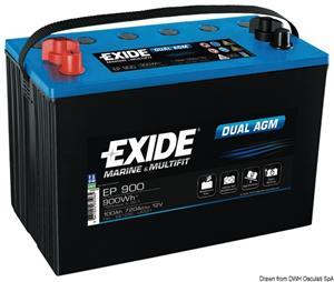 Batteria Exide agm 100 Ah [Exide Technologies]