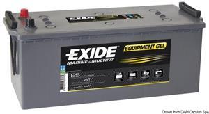 Batteria Exide gel 210 Ah [Exide Technologies]