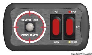 Comando joystick per Classic [Osculati]
