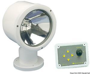Faro elettrocomandato Mega 12 V [Osculati]