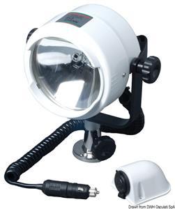 Faro Night Eye ABS 12 V 100+100 W [Osculati]