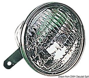 Faro inox per crocetta 24 V [Osculati]