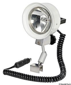 Faro Utility 30 W 12 V da parabrezza [Osculati]