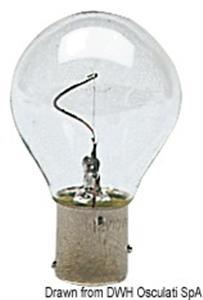 Lampadina 25 W 24 V [Osculati]