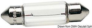 Lampadina a siluro 12 V 5 W [Osculati]