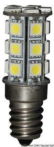 Lampadina a LED SMD zoccolo E14 [Osculati]