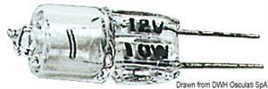 Lampadina alogena 12 V 5 W [Osculati]
