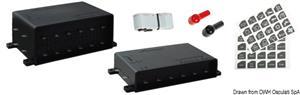 Pannelli elettrici Touch Control 6 interruttori [Osculati]