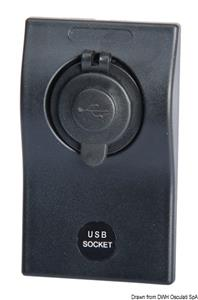 Modulo supplementare doppia USB [Osculati]