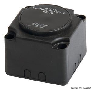 Voltage Sensitive Relay [Osculati]