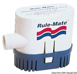 Pompa Rule automatica 71 l/min 12 V [Rule]