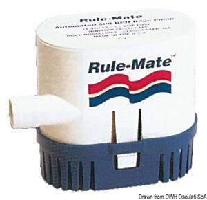 Pompa Rule automatica 32 l/min 12 V [Rule]
