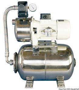 Autoclave CEM 50 l/min 24 V vers. A serb.inox 20 l [CEM elettromeccanica]