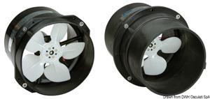 Ventilatore assiale 12 V 7 A [Osculati]