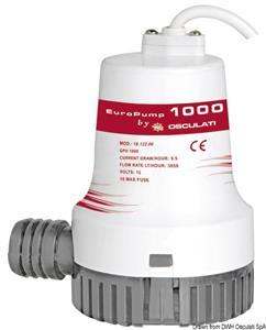 Elettropompa Europump II 1000  12 V [Osculati]