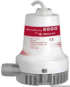 Elettropompa Europump II 2000 24 V [Osculati]