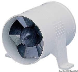 Aspiratore/ventilatore Attwood 3,3 m³ 12 V [Attwood]