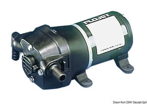 Pompa Flojet per pozzetti doccia 12 V [Flojet]