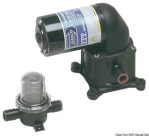 Pompa Par LightDuty 12V 1/2  [Jabsco]