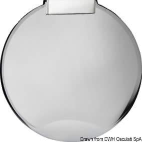 Riduttore di pressione Classic Evo cromato [Osculati]