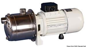 Elettropompa autoadescante 12 V 50 l/min [CEM elettromeccanica]