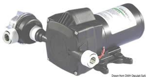 Pompa Whale per lavaggio ponti 18 l/min 24 V [Whale]