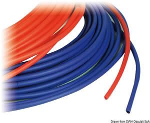 Tubo DMFIT blu 12 mm [Osculati]