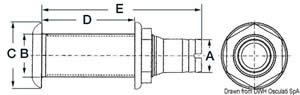 Scarico nylon 1