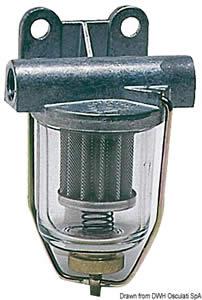 Filtro carburante 20-150 l/h