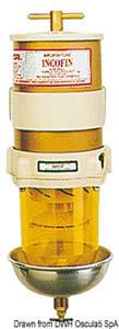 Filtro gasolio Racor 900MA [Incofin]