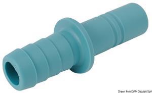 Racc. cil. x tubo fles. 16mm  [OSCULATI]
