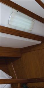 Tenda a plissè Oceanair 508 x 305 mm crème [OceanAir]