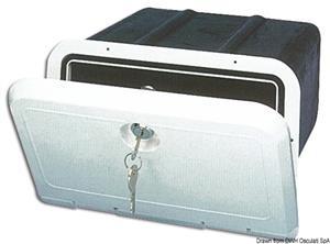 Vano portaoggetti 285 x 180 x 260 mm senza serratura [Lofrans]