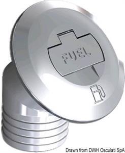Tappo Fuel 38 mm inclinato [-]