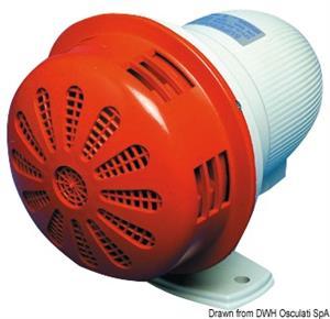 Sirena 24 V Supercelere [Osculati]