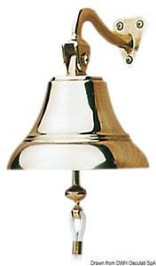 Campana bronzo sonoro 175 mm [-]
