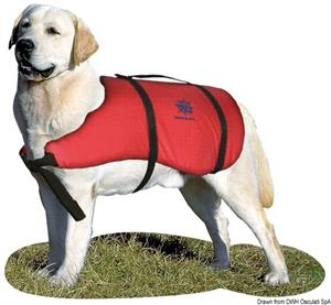 Salvagente Pet Vest oltre 40 Kg [Osculati]