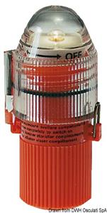 Segnalatore elettronico per cinture salvataggio, omologato MED [Osculati]