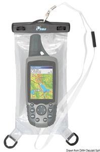 Porta GPS trasparente [Amphibious]