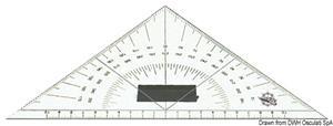 Squadra nautica in plexiglass [Osculati]